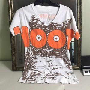 💲- 4/20 Hooters Cozumel t-shirt.  EUC Sz XL
